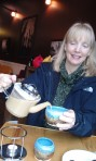 Jane at Townsends Tea
